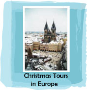 Christmas Tours in Europe