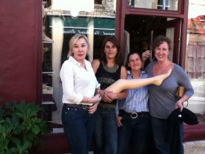 Girlfriends in France