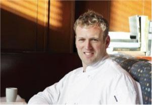Chef David Hatfield