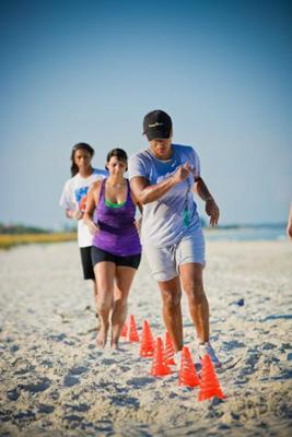 Beach Fitness Boot Camp