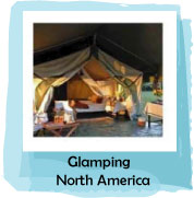 Glamping in North America