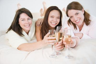 Grownup girlz camp all inclusive fun weekend getaway for for Mother daughter vacation destinations