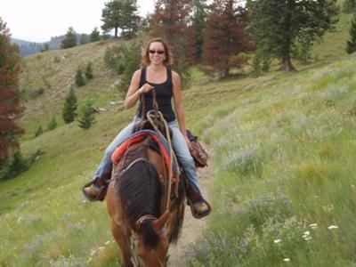Wilderness Trail Ride