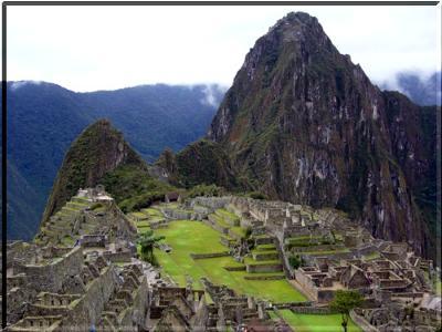 Machu Picchu - Inca Stronghold