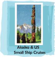 Alaska Cruises and USA River Cruises
