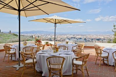 Terrace Dining---What a View!