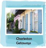 Charleston Weekend Getaway
