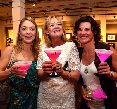 Cheers to Sip & Shop!