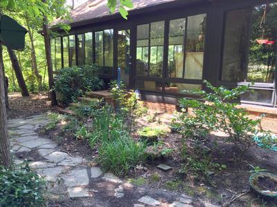 Entrance Art Cottage Studio