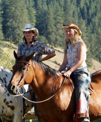Girlfriend Getaway at Red Horse Mountain Ranch